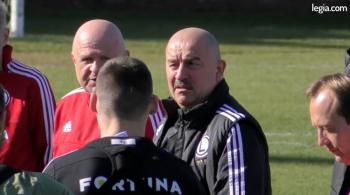 Piłkarze Legii Warszawa znów trenują na Malcie [WIDEO]