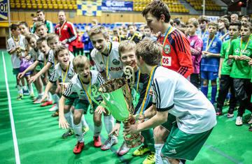 Akademia Piłkarska LG wygrała turniej Arka Gdynia Cup 2016 [ZDJĘCIA]
