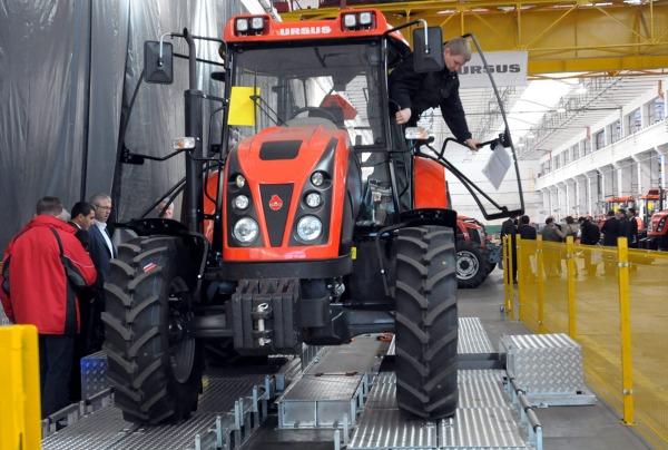 Ursus w Lublinie: Jest szansa na nowe miejsca pracy
