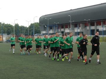 GKS Tychy rozpoczął przygotowania do nowego sezonu (GALERIA)