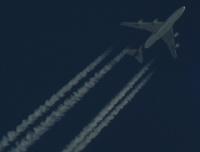 B-747 nad Świdnikiem