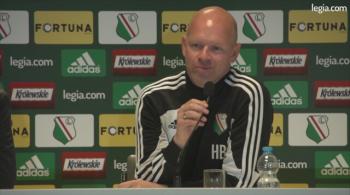 Berg: Lechia to ambitny klub, który walczy o pierwszą trójkę (WIDEO)