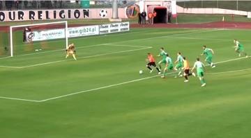 Skrót meczu Chrobry Głogów - GKS Katowice 1:2 (WIDEO)