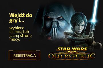 Star Wars: The Old Republic. Wybierz jasną lub ciemną stronę mocy [GRAJ ZA DARMO]