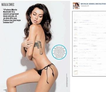 Natalii Siwiec rozbiera się na okładce FHM