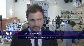Dudek o finale Ligi Europy: Liczę, że będzie tak emocjonujący, jak ten w Stambule (WIDEO)