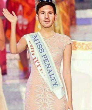 Memy po meczu Manchester City - Barcelona: Miss Penalty wybrana, Messi to już Missi (GALERIA)