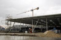 Zdjęcia z budowy lotniska w Świdniku (luty 2012)