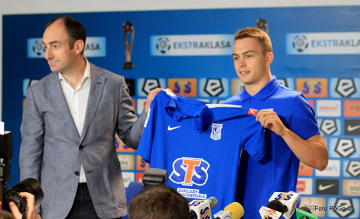 Lech Poznań: Jest kadra na Ligę Europy, ale biletów klub jeszcze nie sprzedaje