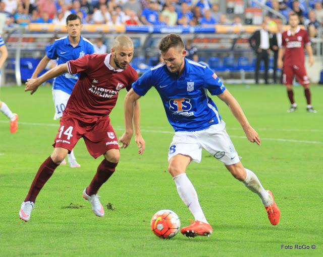 Lech - FC Basel LIVE! Przed zespołem Skorży trudny egzamin dojrzałości