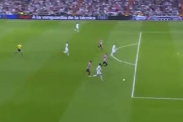 Mega duet Bale - Ronaldo przeciwko Bilbao