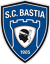 Herb klubu SC Bastia