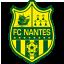 Herb klubu FC Nantes