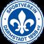 Herb klubu SV Darmstadt 98