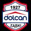 Herb klubu Dolcan Ząbki
