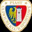 Herb klubu Piast Gliwice