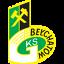 Herb klubu GKS Bełchatów