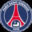 Herb klubu Paris Saint-Germain