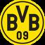 Herb klubu Borussia Dortmund