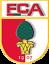 Herb klubu FC Augsburg