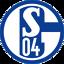 Herb klubu Schalke 04 Gelsenkirchen
